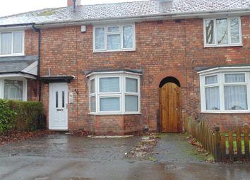Thumbnail Room to rent in Harcourt Road, Erdington, Birmingham