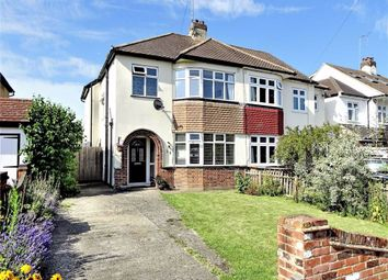 Thumbnail 3 bed semi-detached house for sale in Second Avenue, Chelmsford, Essex