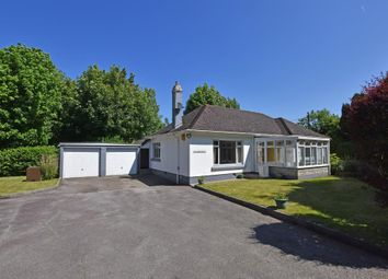 Thumbnail 3 bed detached bungalow for sale in St Margarets, North Country, Redruth, Cornwall