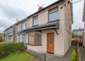 Thumbnail 3 bed semi-detached house for sale in Pencoed Avenue, Blackwood