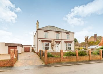 Thumbnail 5 bed detached house for sale in Station Road, Keadby, Scunthorpe