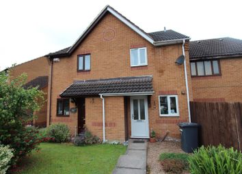 Thumbnail 2 bed town house to rent in Highgrove Crescent, Leicester