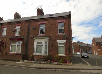 Thumbnail 4 bed maisonette for sale in Cooper Street, Sunderland