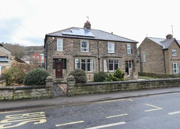Thumbnail 3 bed semi-detached house for sale in Dale Road North, Darley Dale, Matlock