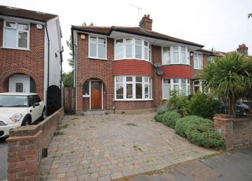 Thumbnail 3 bed semi-detached house to rent in St Anthony`S Avenue, Woodford Green