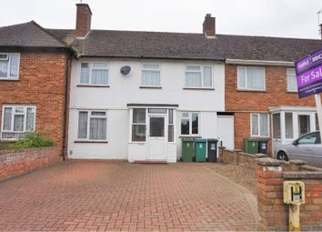 Thumbnail 3 bed terraced house for sale in Roundway, Watford
