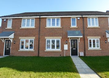 Thumbnail 3 bed terraced house for sale in Monarch Road, Consett, County Durham