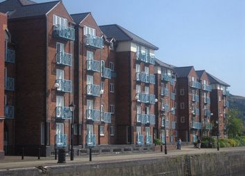 Thumbnail 2 bed flat to rent in Monmouth House, Maritime Quarter, Swansea