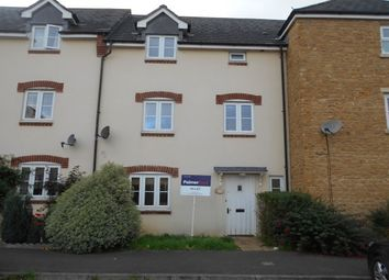 Thumbnail 4 bed town house to rent in Paulls Close, Martock