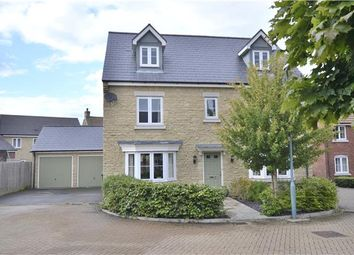 Thumbnail 5 bed detached house for sale in Merlin Close, Brockworth, Gloucester