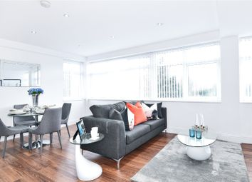 Thumbnail 2 bed flat for sale in Rotary House, Breakspear Road, Ruislip