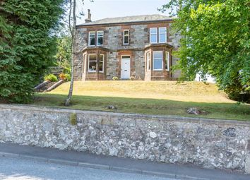 Thumbnail 4 bedroom detached house for sale in Church Brae, Glenfarg, Perthshire