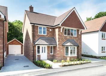 Thumbnail 4 bed detached house for sale in Knockhall Road, Greenhithe