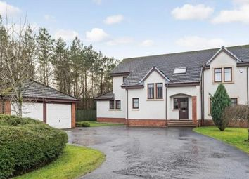Thumbnail 4 bed detached house for sale in Golf View, Strathaven, South Lanarkshire