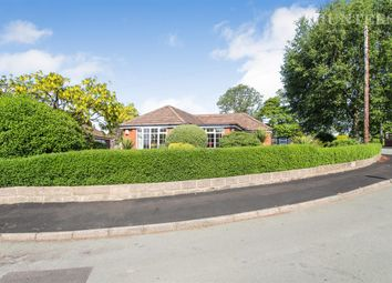Thumbnail 3 bed detached bungalow for sale in Selworthy Road, Stoke-On-Trent