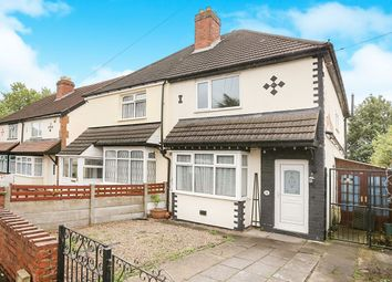 Thumbnail 3 bedroom semi-detached house for sale in Phoenix Street, Wolverhampton