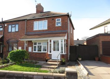 Thumbnail 3 bedroom semi-detached house for sale in Mills Crescent, Parkfields, Wolverhampton