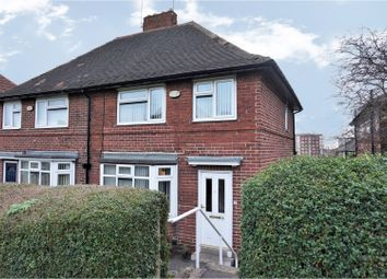 Thumbnail 3 bed semi-detached house for sale in Foundry Avenue, Leeds