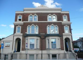 Thumbnail 1 bed flat to rent in Darnley Road, Gravesend