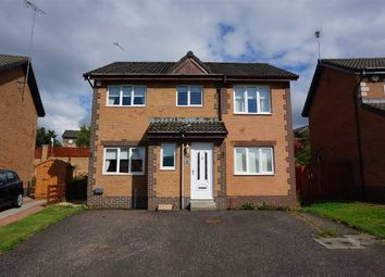 Thumbnail 5 bed detached house for sale in Raith Drive, Cumbernauld, Glasgow