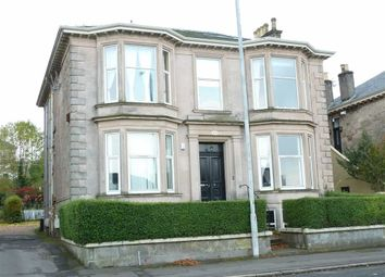 Thumbnail 3 bed flat for sale in Eldon Street, Greenock