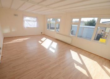 Thumbnail 1 bedroom mobile/park home for sale in Lyndhurst Road, Christchurch