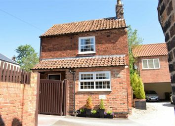 Thumbnail 2 bed cottage to rent in Old School Court, Main Street, Farnsfield, Newark