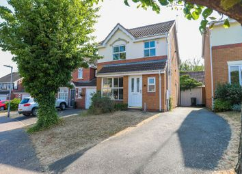 Thumbnail 3 bedroom detached house for sale in Leah Bank, Northampton