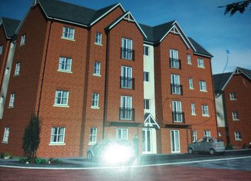 Thumbnail 2 bed flat for sale in Chamberlain Close, Uttoxeter, Uttoxeter