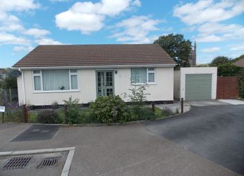 Thumbnail 2 bed detached bungalow to rent in St Cleer, Liskeard, Cornwall