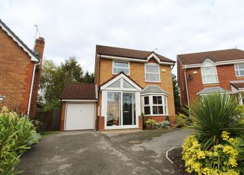 Thumbnail 3 bed detached house for sale in Redington Close, Worsley, Manchester