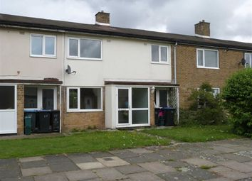 Thumbnail 3 bed terraced house to rent in The Downs, Harlow, Essex