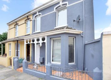 3 bed semi-detached house for sale in Watson Place, Plymouth, Devon PL4