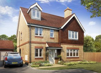 Thumbnail 5 bed detached house for sale in Penn Road, Fenny Stratford, Milton Keynes