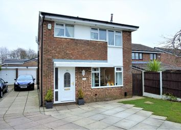 Thumbnail 3 bed detached house for sale in Hilly Croft, Bromley Cross, Bolton