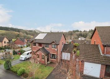 Thumbnail 2 bed semi-detached house for sale in Tai Ar Y Bryn, Builth Wells, Powys