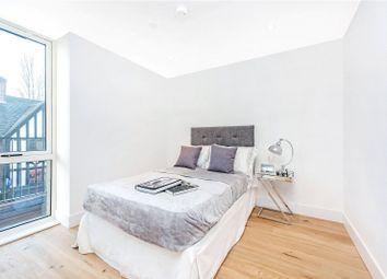 Thumbnail 1 bedroom flat for sale in Central Cross, Croydon, London