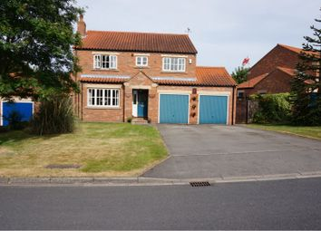 Thumbnail 4 bed detached house for sale in Stoneleigh Gate, York