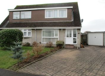 Thumbnail 3 bed semi-detached house for sale in Lynden Close, Fareham