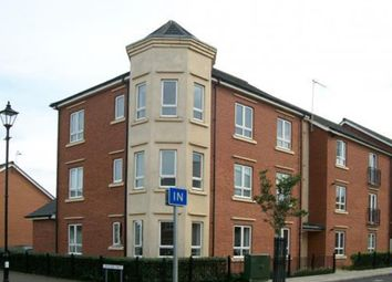 Thumbnail 2 bed flat for sale in Sea Winnings Way, South Shields