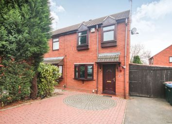 2 bed semi-detached house for sale in Bilberry Road, Coventry CV2