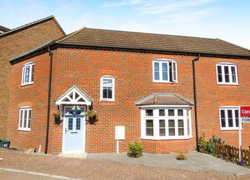 Thumbnail 3 bedroom terraced house for sale in Brampton Field, Ditton, Aylesford