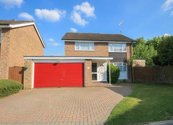 Thumbnail 4 bed detached house for sale in Blenheim Close, East Grinstead