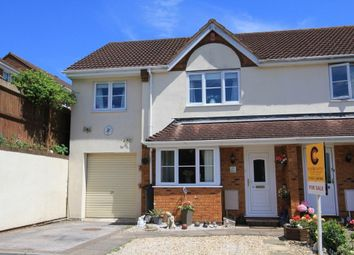 Thumbnail 3 bed semi-detached house for sale in Avery Hill, Kingsteignton, Newton Abbot