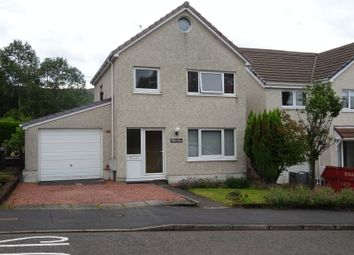 Thumbnail 4 bed property for sale in Campbell Avenue, Dumbarton
