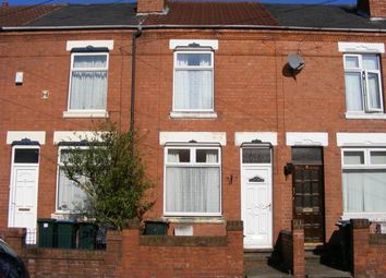 Thumbnail 2 bedroom terraced house to rent in Argyll Street, Stoke, Coventry
