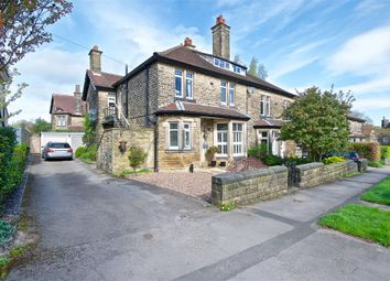 Thumbnail 3 bed flat for sale in Wheatley Avenue, Ilkley