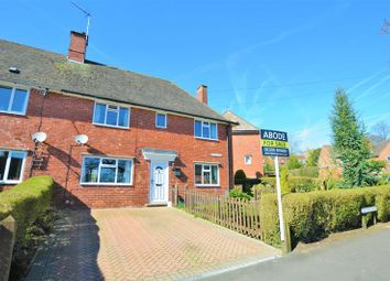 Thumbnail 4 bedroom semi-detached house for sale in Boothby Avenue, Ashbourne