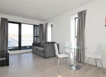 Thumbnail 1 bed flat to rent in Supreme Point, Butchers Road, London