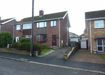 Thumbnail 3 bed property to rent in Edwin Avenue, Walton, Chesterfield, Derbyshire